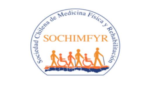 Logo de la Sociedad Chilena de Medicina Física y Rehabilitación