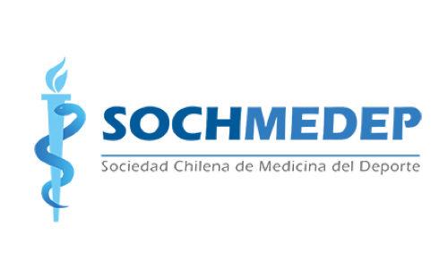 Logo de Sociedad Chilena de Medicina del Deporte